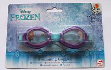Disney Frozen Anna Elsa Girls Swimming Goggles Kids Holiday Summer Beach Pool 3+