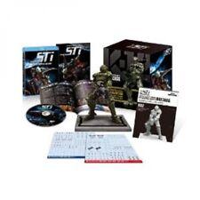 Blu-ray Starship Troopers Invasion Aramaki Shinji powered suit BOX 1500 LTD