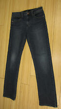 JOES JEANS GIRLS 14 Skinny Stretch Denim front zip dark wash low rise Nice 29X29