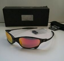 New OAKLEY JULIET CARBON / RUBY Iridium X METAL Sunglasses romeo mars x squared