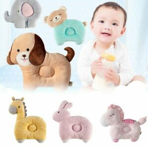 Cute Animal Baby Shaping Pillow for Infant Soft Girl Bedding Pillows Newborn