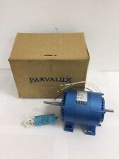 Nuevo parvalux SD13 150w AC 2800RPM de una sola fase Motor Eléctrico 2 polos W10333 Ventilación
