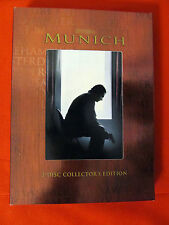 Munich:2 Dvd Collectors Ed. Oop Steven Spielberg Eric Bana Daniel Craig w/book