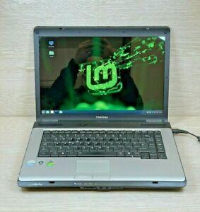 Toshiba Satellite Pro A200, Intel Pentium Dual-Core, 2GB RAM, 80GB HDD, Linux OS