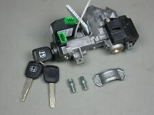 03 04 05 Honda Civic OEM Ignition Switch Cylinder Lock Manual Trans with 3 KEYs
