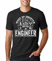 Engineer T-shirt Funny Engineering Tee Shirt Gift For Engineer Wake Up T-shirt
