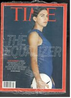 New Sealed TIME Magazine June 3, 2019 ALEX MORGAN