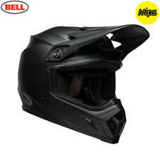 Bell MX 2018 MX-9 Mips Adult Helmet (Solid Matte Black) LARGE  59 - 60cm