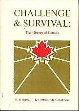 Challenge and Survival: The History of Canada