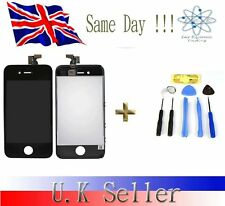 Replacement LCD Display & Digitizer Touch Screen For Apple iPhone 4 a1332 +Tools