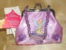 TINKERBELL MAGICAL COIN PURSE & PRINCESS CHARM BRACELET