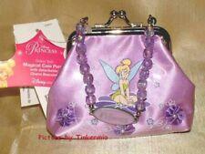 Tinkerbell Magical Coin Purse & Princess Charm Bracelet