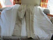 """New Without Tags The Limited Men's Pants SAND COLOR Size 36"""" by 32"""" Style C40443"""