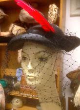 Straw Formal Original Vintage Hats for Women