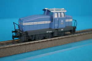 Marklin 36501 DB Diesellok DHG 500 Blue Werkslok DIGITAL