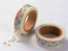 Ruban Masking Tape Tètes de Chats 15mmx10m MOD12 adhésif Scrapbooking Loisirs