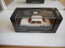 Minichamps Opel Kapitan 1969 - 77 in White on 1:43 in Box
