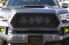 Custom Steel Aftermarket Grille Kit for 16-18 Toyota Tacoma Grill SUIT OF CARDS
