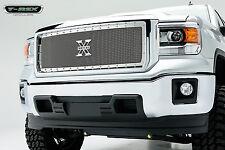 T-REX X-Metal Series Grille 1 Piece 2014-2015 GMC Sierra 1500 6712080 Stainless