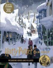Harry Potter: Film Vault: Volume 10: Wizardi 00006000 ng Homes and Villages