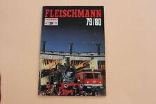P991 Catalogue Train FLEISCHMANN Ho N 1979 1980 88 pages