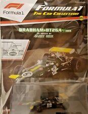 F1 FORMULA 1 = THE MODEL CAR COLLECTION = # 89 = BRABHAM BT26A - 1969