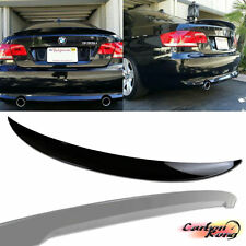 PAINTED BMW E92 3-SERIES 2DR PERFORMANCE TRUNK SPOILER 2013 ABS ANY COLOR 318i