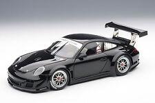 1/18 AUTOart PORSCHE 911 (997) GT3 R PLAIN BODY VERSION (BLACK) 2010