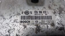 Vw golf 1.4 petrol ecu 036906032l bh21