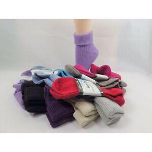 Wool/Cotton Blend Turncuff