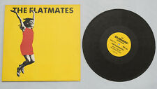 "The Flatmates – Happy All The Time 4-track 12"" Vinyl EP 1987 UK SUBWAY 9T INDIE"