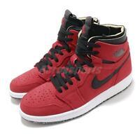 Nike Air Jordan 1 Zoom Air CMFT Crater Gym Red Black White Suede Men CT0978-600
