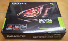 Caja de Tarjeta grafica Gigabyte Nvidia Geforce GTX 1050 nueva.  -1-