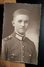Soldat Walter Hornung - Regiment 14. Bad. IR Meiningen - 1929 / Foto