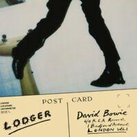 DAVID BOWIE : LODGER : 180 GRAM VINYL LP BRAND NEW & SEALED