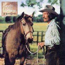 All Around Cowboy by Marty Robbins (CD, Jun-2004, S & P Records)