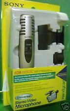 SONY ECMMS908C STEREO MICROPHONE 4 CAMCORDER ECM-MS908C