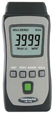 Mini Pocket Solar Radiation Power Meter Tester Range 4000W/m2 634Btu TM-750