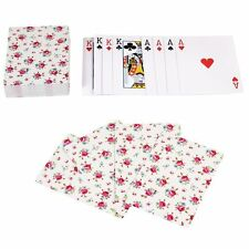 dotcomgiftshop LA PETITE ROSE PLAYING CARDS IN A TIN
