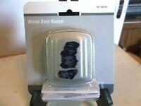Wired Door Buzzer New In Original Packaging