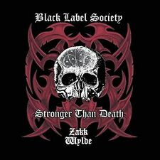 Black Label Society Stronger Than Death 2000 CD Heavy Metal