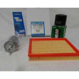 Service Kit HOLDEN BARINA COMBO VAN SB 1.2L 1.4L 1.6L OIL FUEL AIR 1994-2001