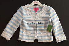NWT $278 Lilly Pulitzer NELLE Sz 00 JACKET LACE Graduation ~ 85% OFF ~ LAST ONE