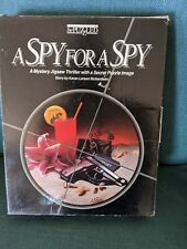 BePuzzled A Spy For A Spy mystery 500piece puzzle