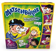Goliath 70042 Matschbirne Partyspiel