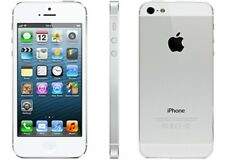 Apple iPhone 5 SIM FREE UNLOCKED - White (32GB, WHITE)