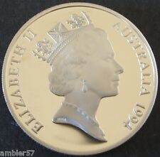 **1994  Australian  20 cent coin Proof **