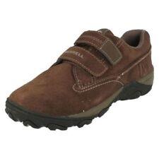 Chaussures décontractées en daim pour garçon de 2 à 16 ans