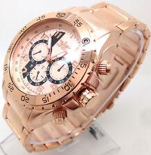 x193S Men's New Luxury Style Designer Wrist Watch Rose Gold Bracelet Quartz Dial
