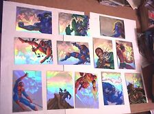 1995 FLAIR MARVEL ANNUAL HOLOBLAST INSERT CARD SINGLES! DEADPOOL NOT A SET! 10/9